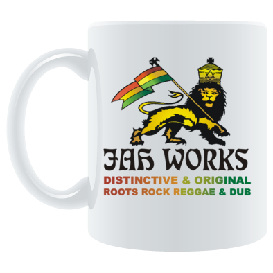 Jah Works Black 1
