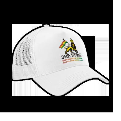 Jah Works Black logo Cap