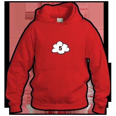 Kloud5 Hoodie (Kloud Logo)