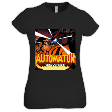 Automaton album cover women's cut