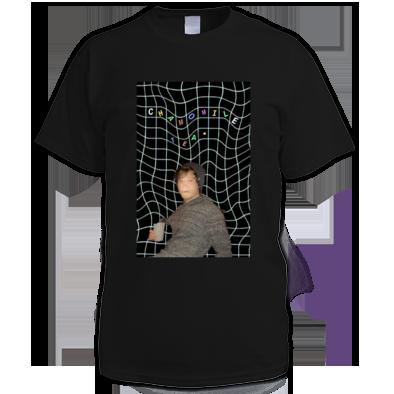 """Chamomile tea"" Cover art- Black T-shirt"