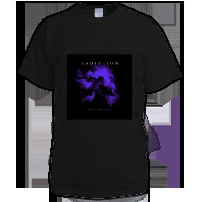 Radiation mens t'shirt