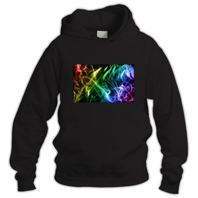 Colourfull backround Hoodies
