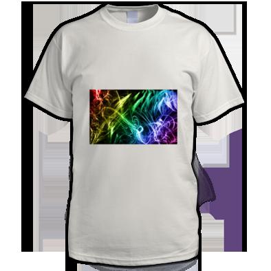 Colourfull backround T-Shirts