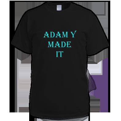 Adam Y Made it Mens Dark