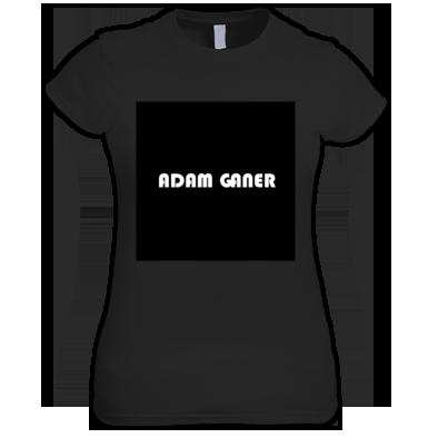 retro logo women's tee shirt