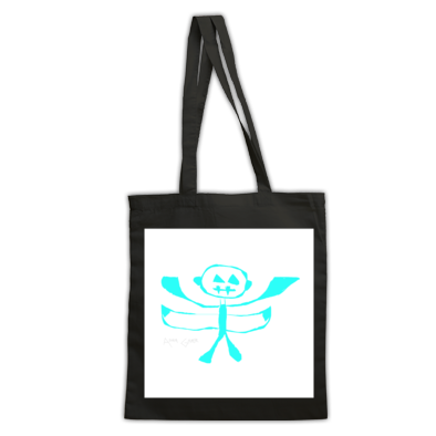 are parties there tote bag