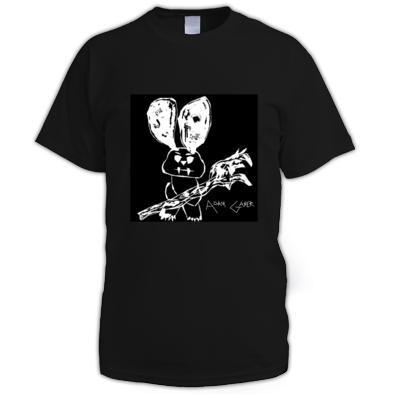crazy bunny custom men's tee shirt