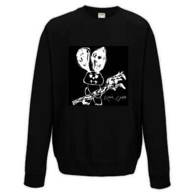 crazy bunny custom crewneck sweatshirt