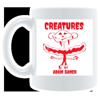 creatures coffee mug