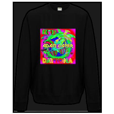 daytona [dubstep remix] crewneck sweatshirt