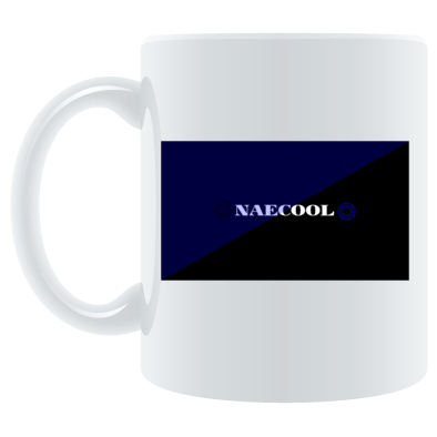 Naecool's Cover Logo (Mugs)
