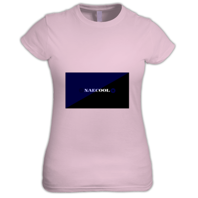 Naecool's Cover Logo (Women's T-shirts)