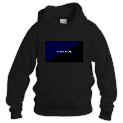 Naecool's Cover Logo (Hoodies)