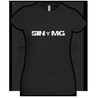Sin MG White Logo
