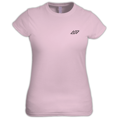 ALLEYWAYS LOGO WOMEN'S T