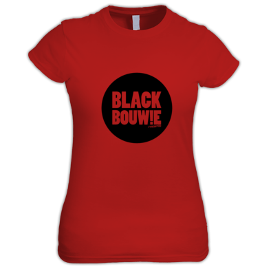 Black on Red