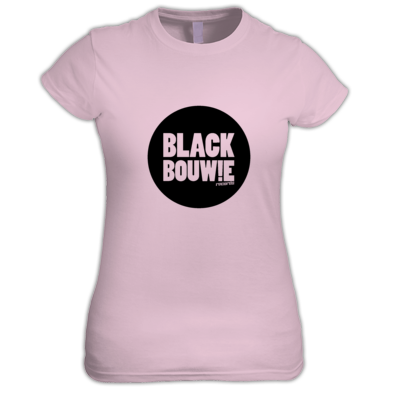 Black on Pink