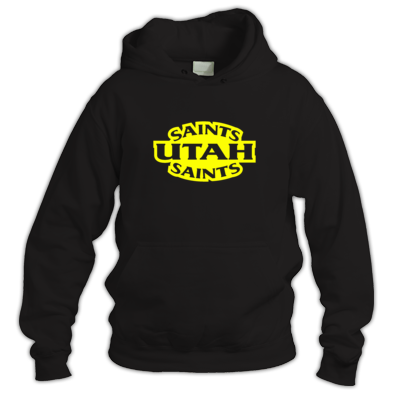 Utah Saints Outline Logo