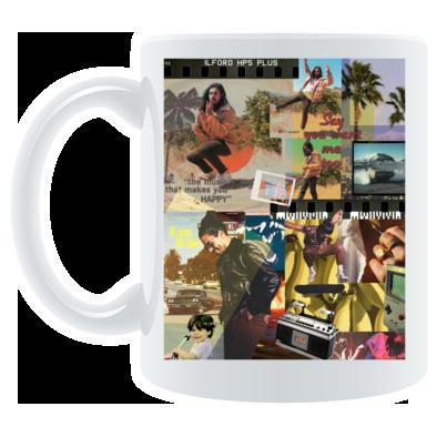 Cali-rican - Mug