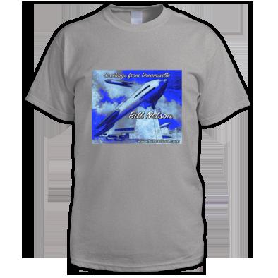 Dreamsville Rocket-Launcher (Men's Tee)