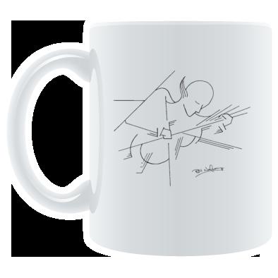 Guitar Man (Mug)