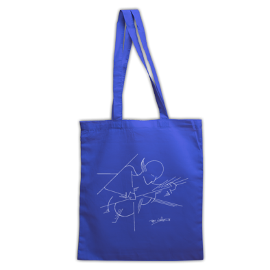 Guitar Man (Tote Bag)