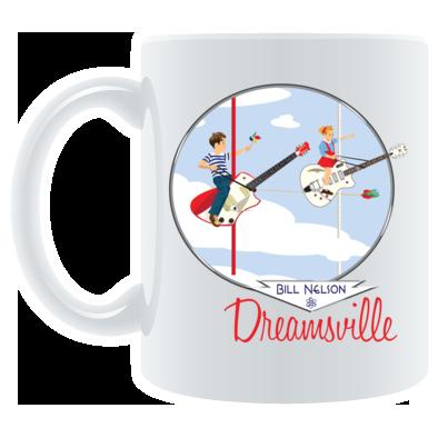 Dreamsville Guitar Ride (Mug)