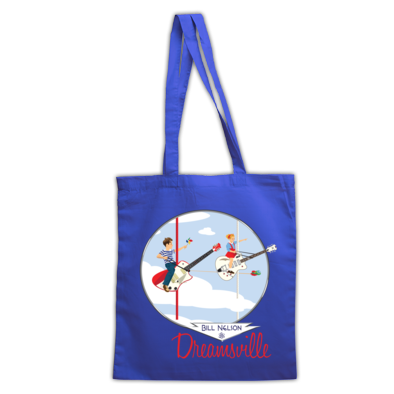 Dreamsville Guitar Ride (Tote Bag)