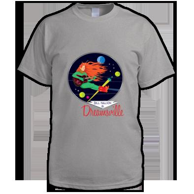 Dreamsville Spacegirl (Men's Tee)