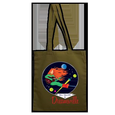 Dreamsville Spacegirl (Tote Bag)
