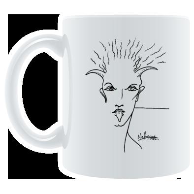 Devil In Me (Mug)