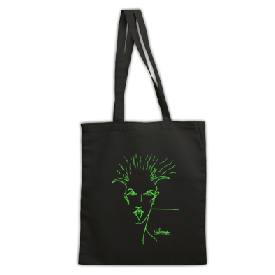 Devil In Me (Tote Bag)