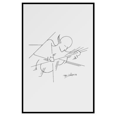 Guitar Man (Poster)