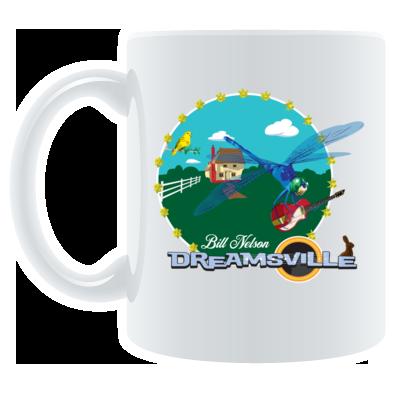 Always Summer Dragonfly (Mug)