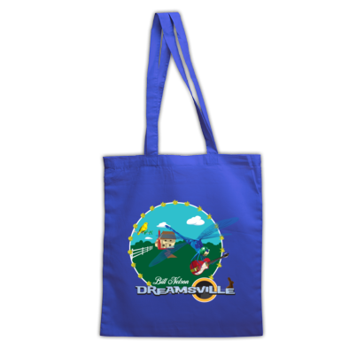Always Summer Dragonfly (Tote Bag)