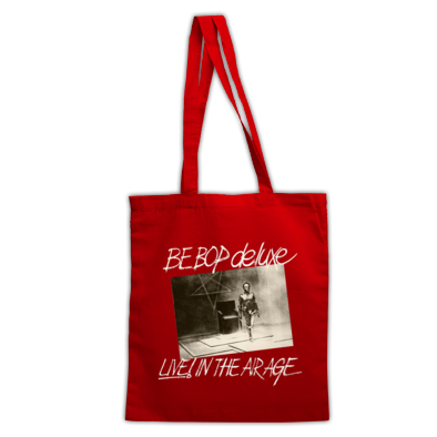 Live! In The Air Age (Tote Bag)