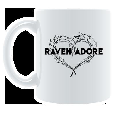 Raven Adore - Logo