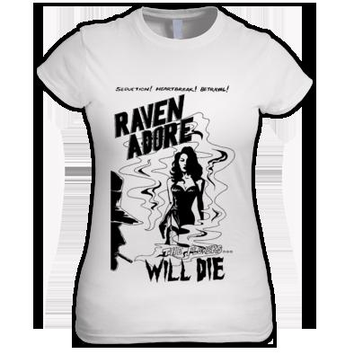 Raven Adore - Pulp Noir (design by Louise)