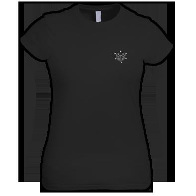 Women's T-shirt | ive² Small Logo White
