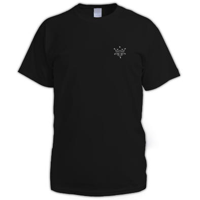 Men's T-shirt | ive² Small Logo White