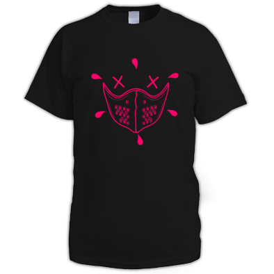 Men's T-shirt | ive² Logo Pink