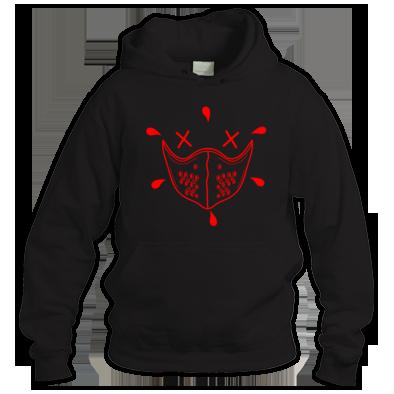 Hoodie | ive² Logo Red