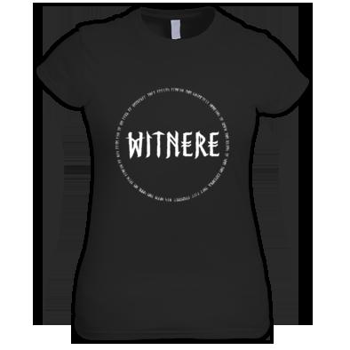 Witnere Runes T-Shirt (Women's)