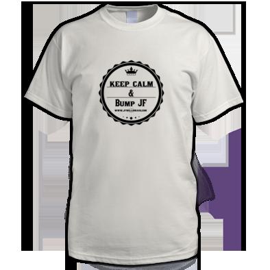 Keep Calm Bump Jf Men's t-shirts