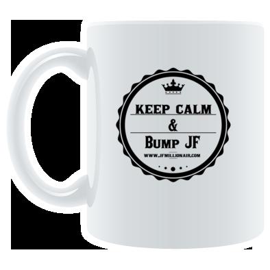 Keep Calm Bump Jf Mug