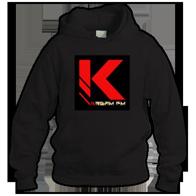 Kream FM Logo Hoodie