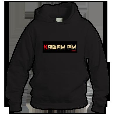 Kream FM Banner Logo Hoodie