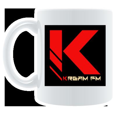 Kream FM Logo Mug