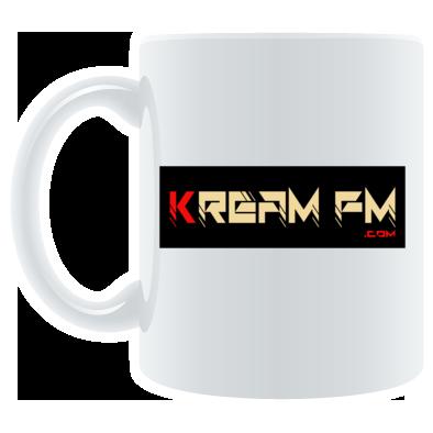 Kream FM Banner Logo Mug